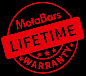 MotaBars Lifetime Warranty