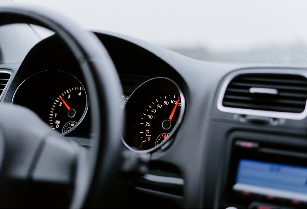 picture of dashboard
